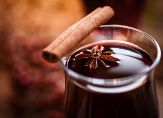 Receita de Vinho Quente - Festa Junina