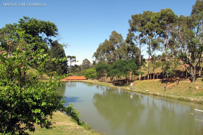 Natureza em Águas de Lindoia