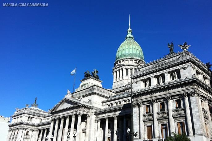 Palácio do Congresso da Nação Argentina