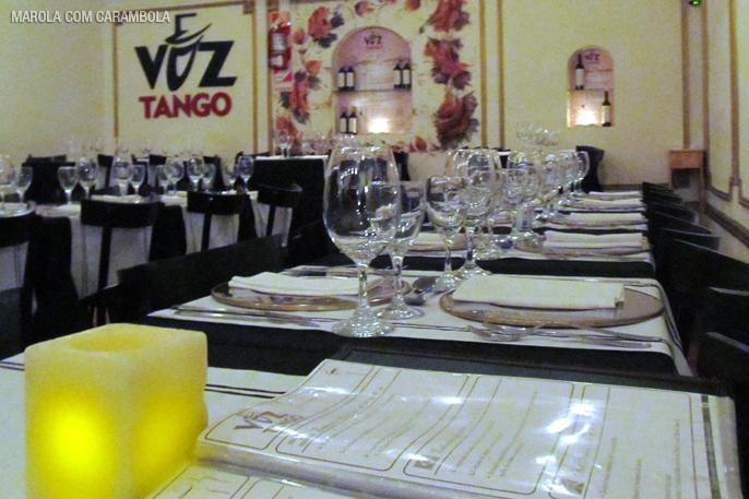 O que fazer em Buenos Aires - Voz Tango