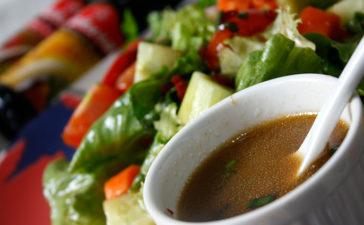 Molho Picante para salada