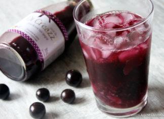 Drinks com Sucos de Uva