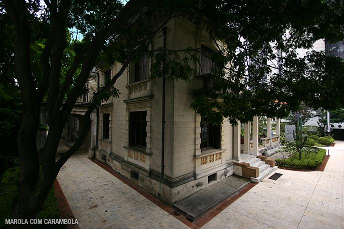 Arquitetura deste ícone da Av. Paulista