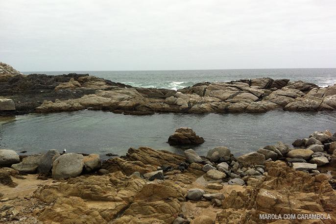 Viña del Mar e Valparaíso - Litoral do Chile