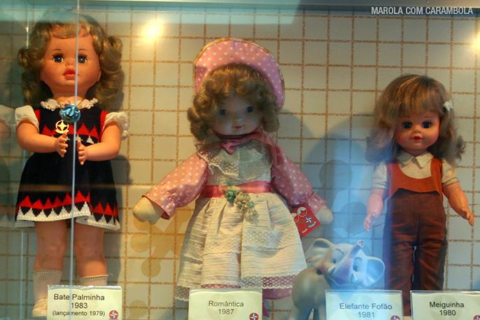 Bonecas na Casa dos sonhos Estrela de São Paulo