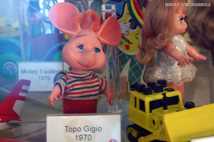Topo Gigio de 1970