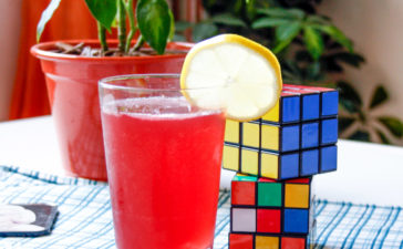 Receita de Drink Cranberry vodka