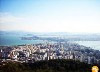 Os 4 melhores Mirantes de Florianópolis