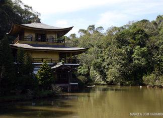 Kinkaku-ji Vale dos Templos