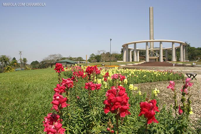 O grandioso templo