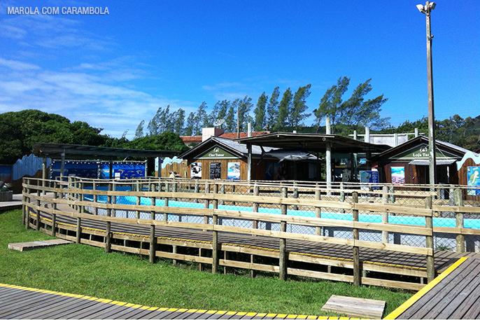 Projeto Tamar de Florianópolis
