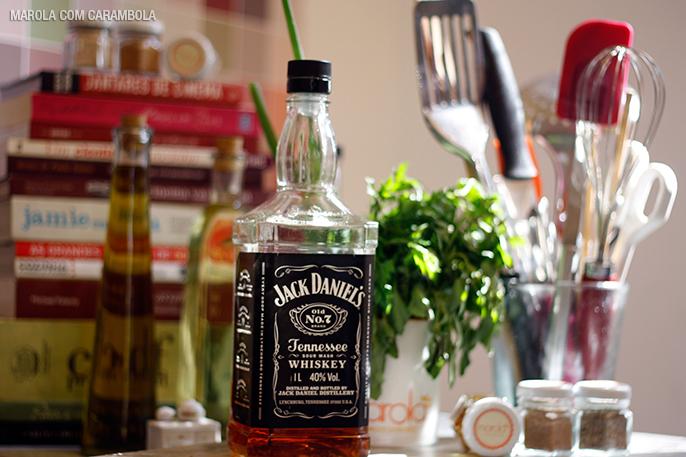 Brigadeiro com Jack Daniel's