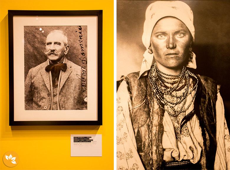 Exposição - Retratos Imigrantes