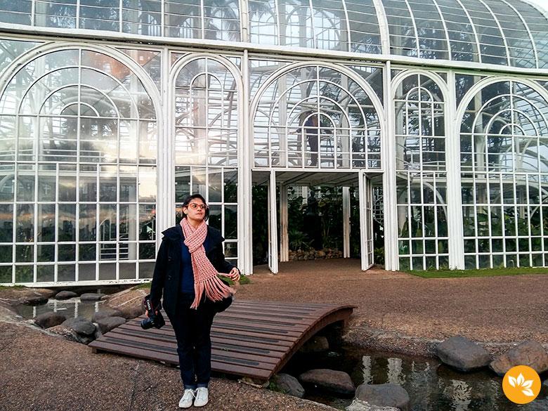 Jardim Botânico de Curitiba - Amanda Fernandes