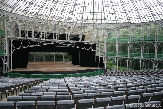Ópera de Arame de Curitiba