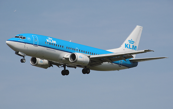 KLM Flat or Not