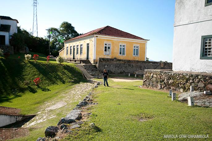 Eloah na Ilha Anhatomirim