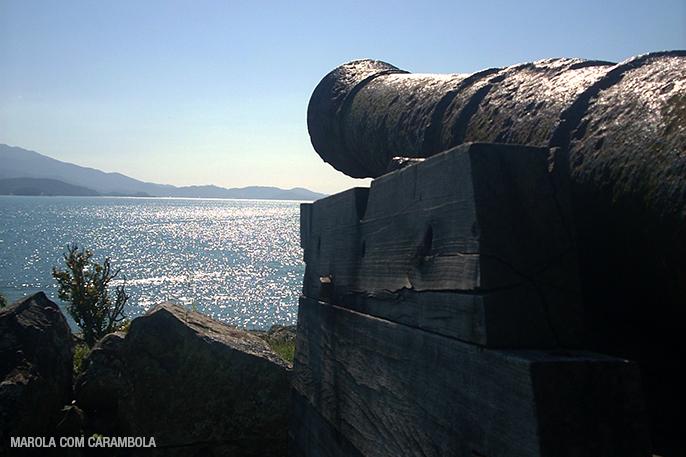 Ilha Ratones em Florianópolis
