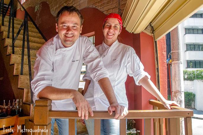 Restaurante Micaela - Chef Fábio