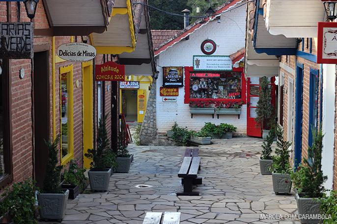 Monte Verde - A cidade
