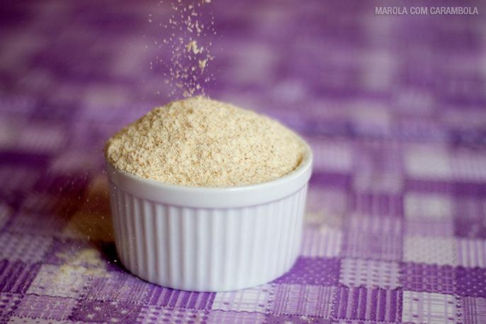 Seleção de Produtos da Natue - farinha de trigo integral