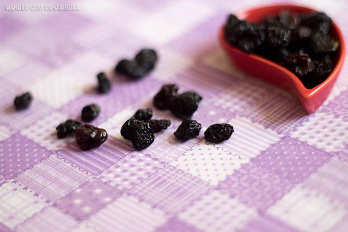 Seleção de Produtos da Natue - blueberry desidratada