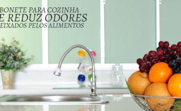 Cucina HIDRAMAIS - Sabonete para cozinha que reduz odores deixados pelos alimentos