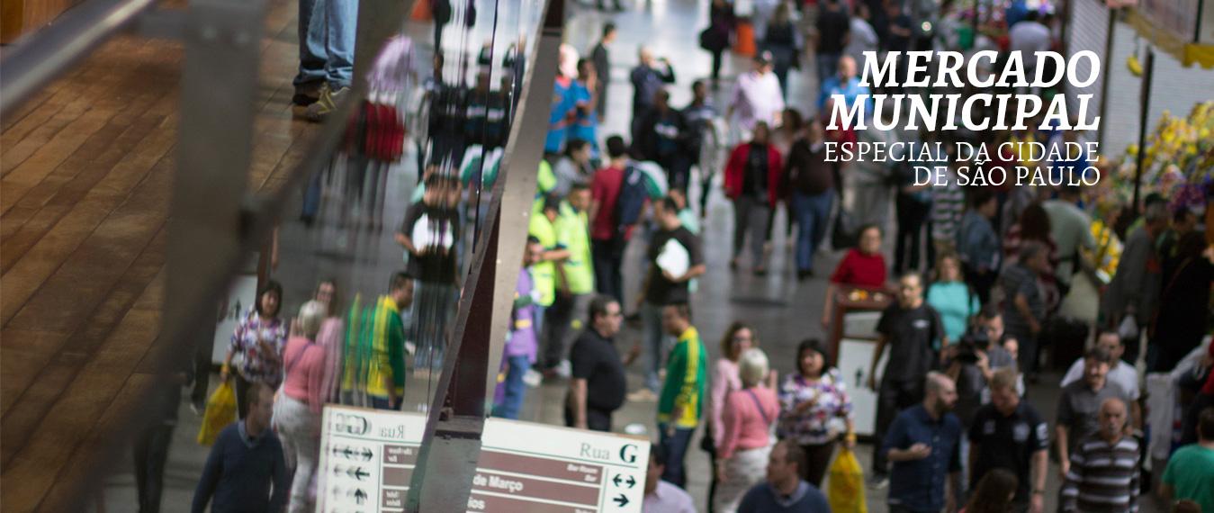 Mercado Municipal de São Paulo - O Mercadão dos Paulistas