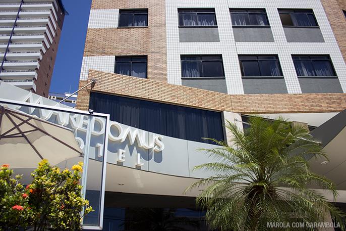 Serviços que indicamos em Fortaleza - Hotel Maredomus