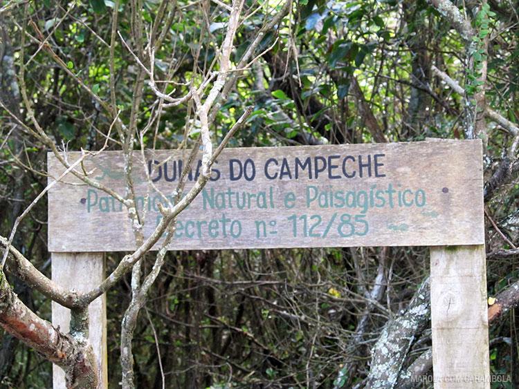 Dunas do Campeche