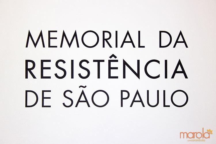 Memorial da Resistênciad e São Paulo