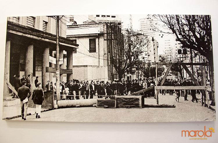 Memórias da Política Paulistana - Presídio Tiradentes SP
