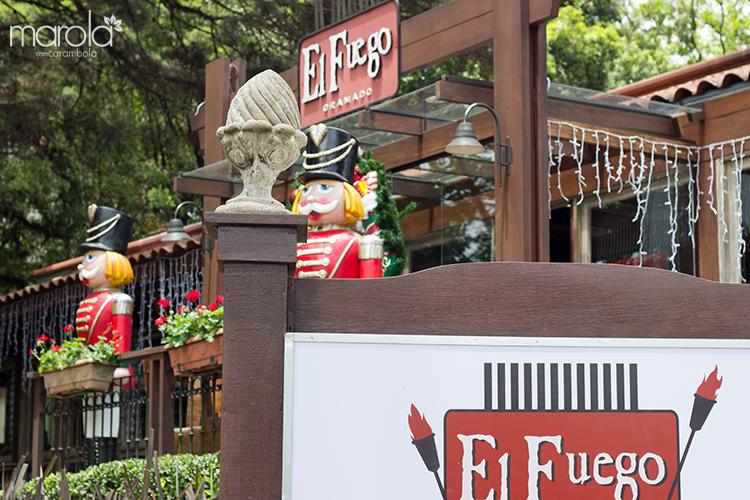 Restaurante El Fuego - Gramado / RS