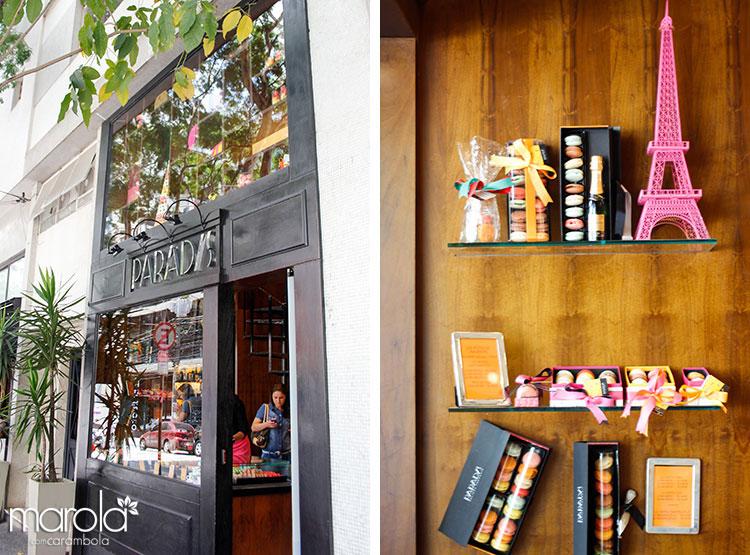 Boutique Francesa de Doces em São Paulo – Paradis