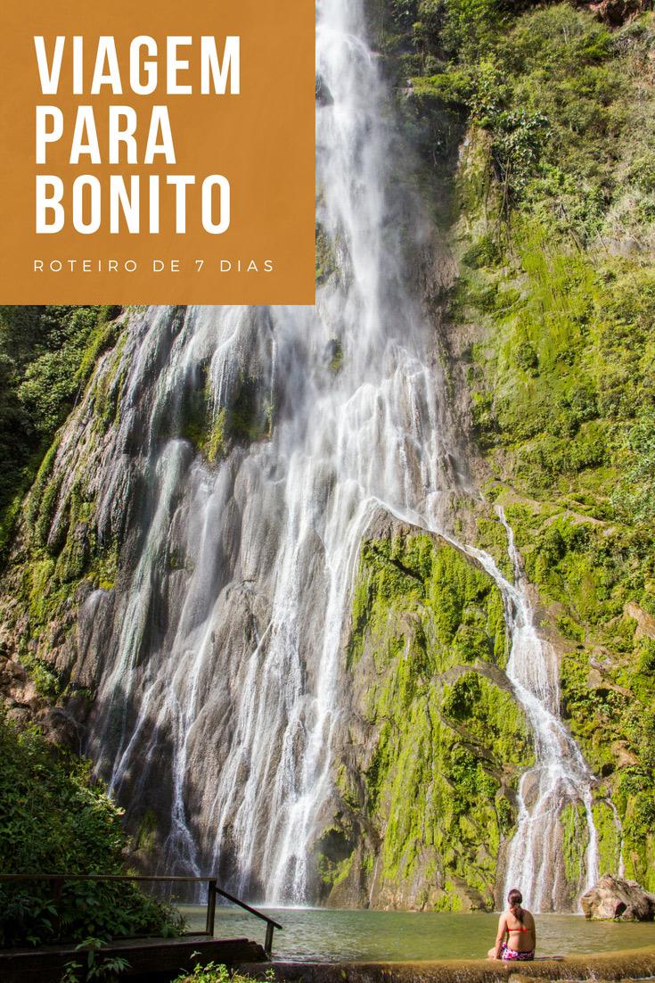 Roteiro de viagem para Bonito - Quem nunca teve vontade de conhecer as maravilhas da cidade de Bonito? Confira nosso roteiro com os melhores atrativos.