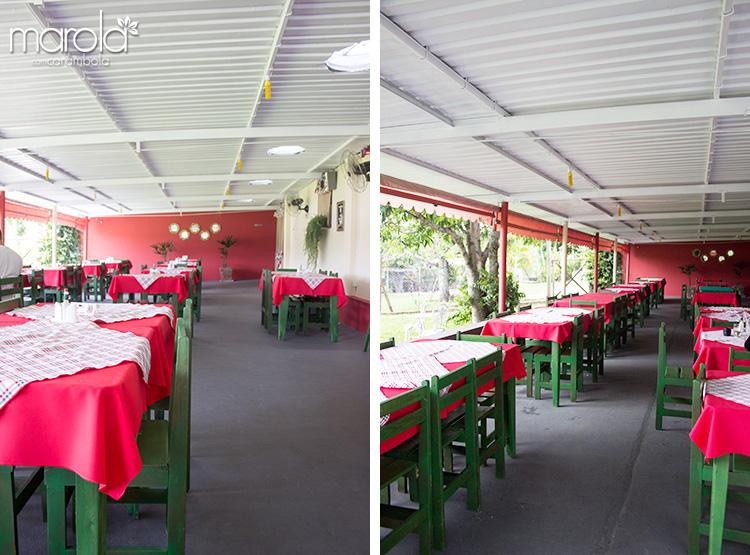 Restaurante em Brotas – Casinha