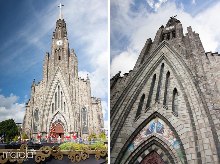 Catedral de Pedra - Canela