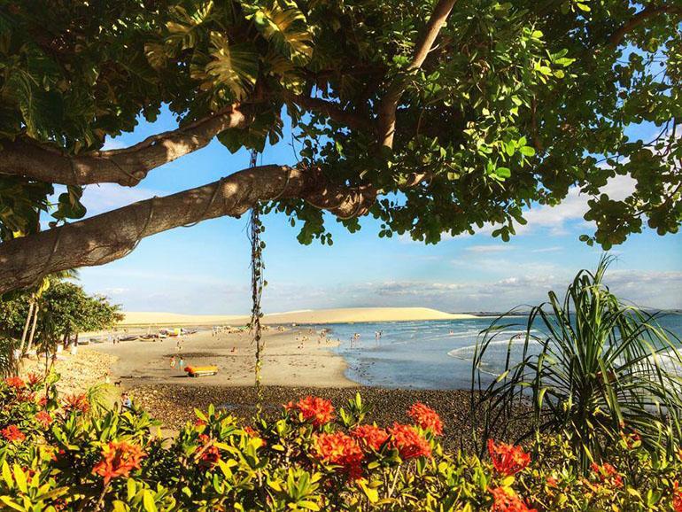 Foto cedida © Aloalomarciano.com – Jericoacoara – CE