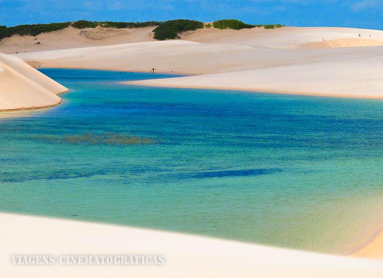 Foto cedida © Viagenscinematograficas.com.br – Lencóis Maranhenses – MA