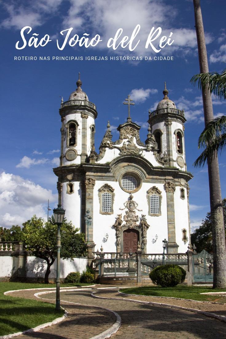 São João del Rei é conhecida como a terra onde os sinos falam e nos saímos a pé pelo centro para conhecer as principais igrejas históricas da cidade.
