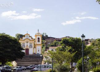 As igrejas de São João del Rei