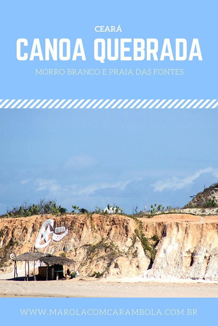Canoa Quebrada, Morro Branco e Praia das Fontes - Um passeio para conhecer as 3 maravilhosas praias do Ceará em um único dia, saindo de Fortaleza.