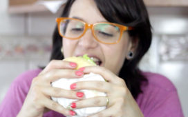 Hamburguer com Bacon