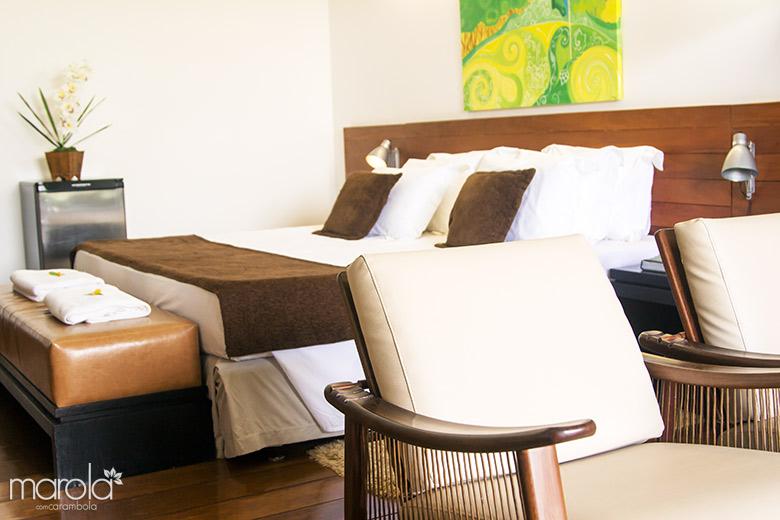 Quarto do Garden Hill Small Resort em São João del Rei