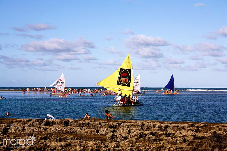 Porto de Galinhas - Os 10 melhores destinos para viajar no Brasil