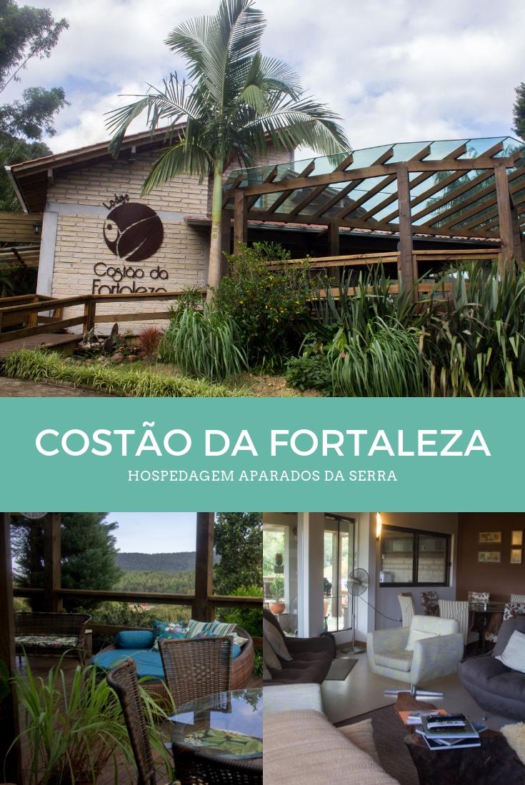 Costão da Fortaleza em Praia Grande - Aparados da Serra