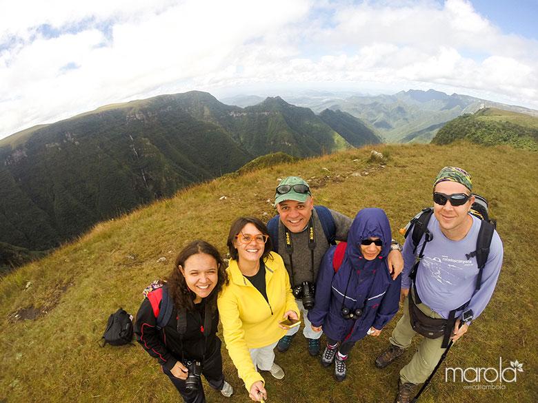 Cânions do Sul do Brasil - Cânion Pico do Monte Negro
