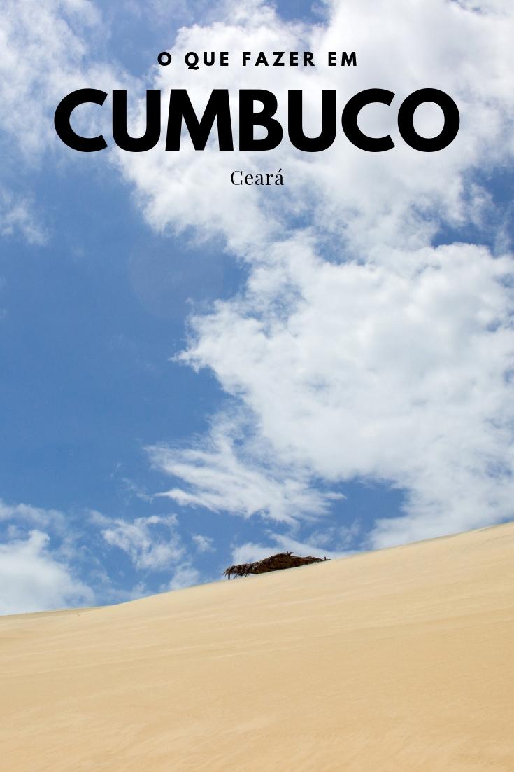 O que fazer em Cumbuco: muitas praias, bugue, kitsurfe, windsurfe, lagoas, dunas, esquibunda, passeios de Jet-ski e muito mais.
