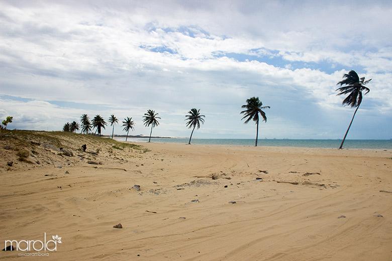 Praias em Cumbucu - Ceará