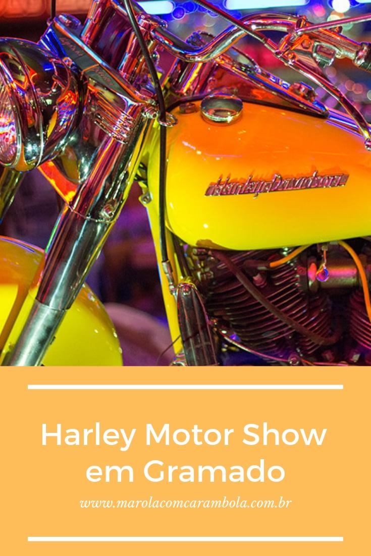 Harley Motor Show em Gramado